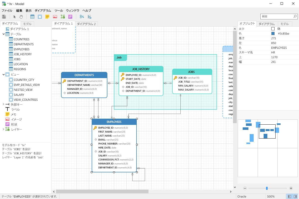 navicat for oracle オラクル向けの最強のdb管理 開発ソフトウェア